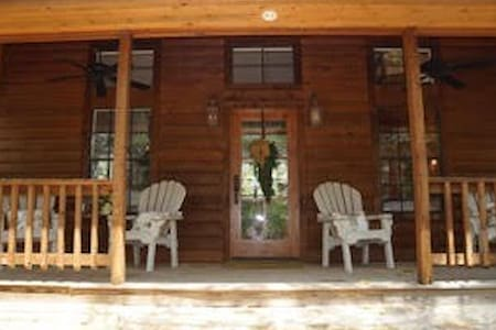 Piney Woods Cabin - La Grange - Chatka