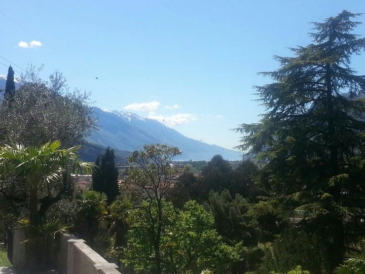 Villa AlMonte Arco climbing&bike