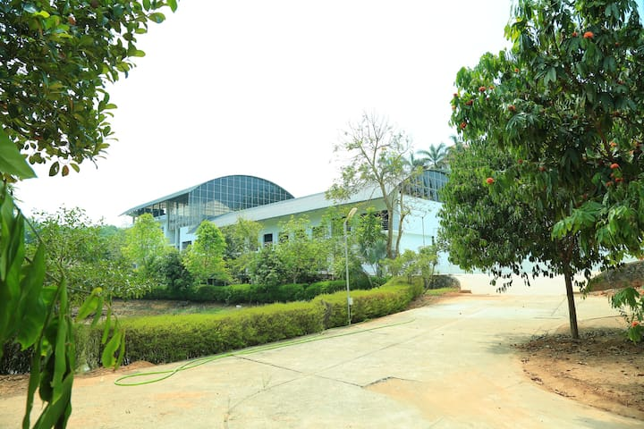 Kohinoor Club, Aluva, Kochi - 埃爾訥古勒姆 - 自然小屋
