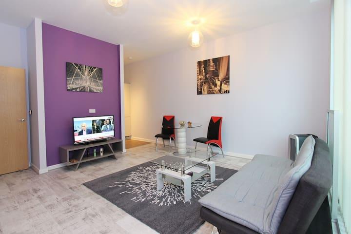 Central MK Apartments - Milton Keynes - Apartamento