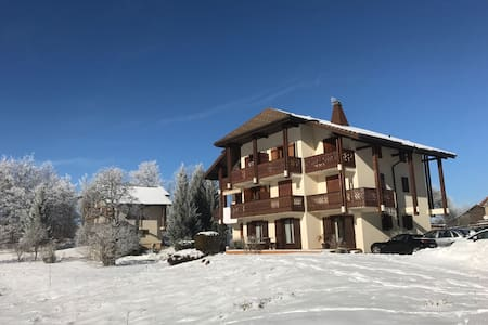 Wonderful cosy apartment in skiresort & near Lake - Thollon-les-Mémises