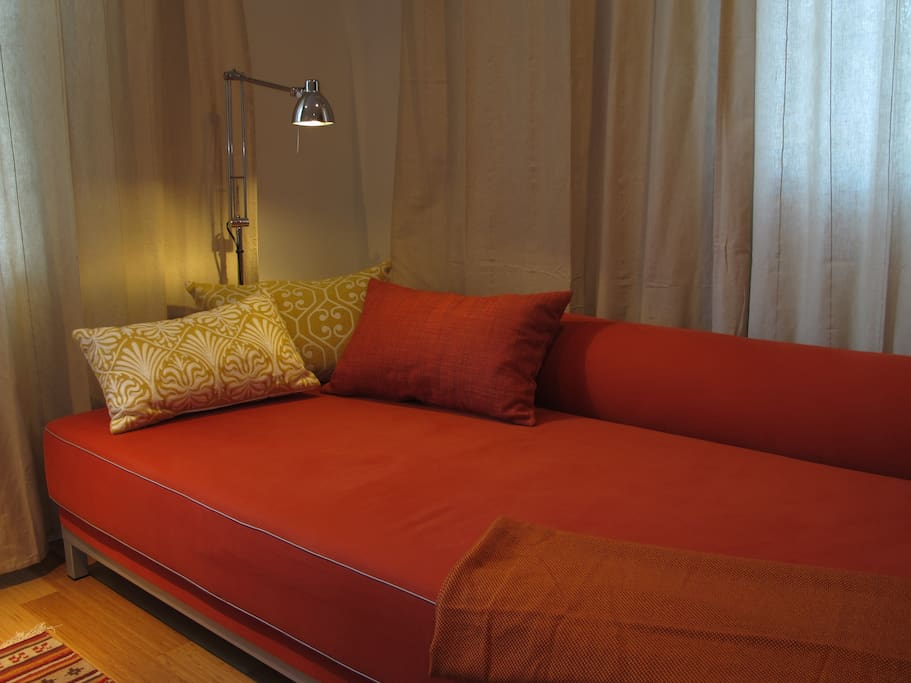 Fancy Twilight Sleeper Sofa from Denmark