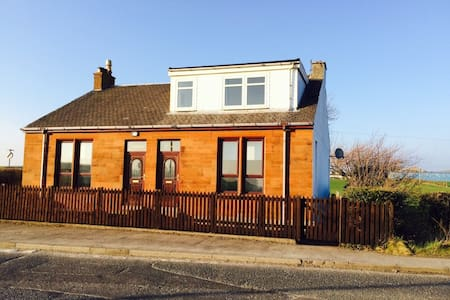 Ayrshire Cottages - Cottage No1 - Gatehead