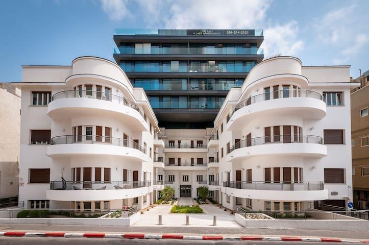 Magical flat front of beach HaYarkon street - Tel Aviv-Yafo - Kondominium