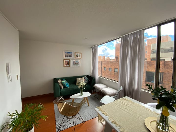 Great apartment best location in Bogota