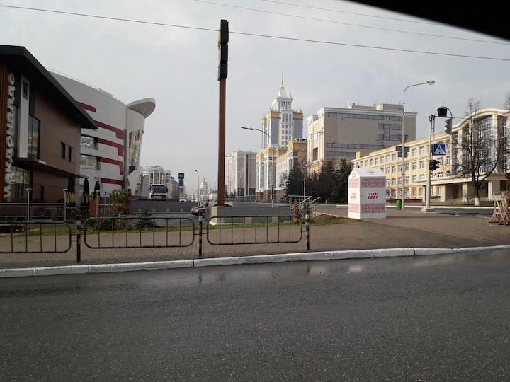Квартира-студия в центре Саранска