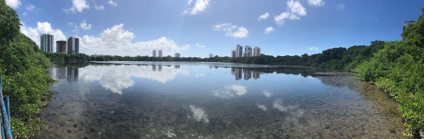 Ótimo apartamento mobiliado em Recife