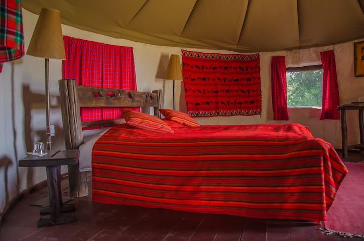 Mara Siria Luxury Tented Camp -Luxury Cottages