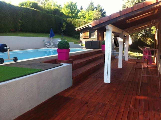 Maison avec piscine - Saint-Étienne - House