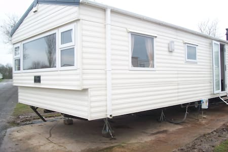 Sand Le Mere Static Caravan - East Riding of Yorkshire - Andet