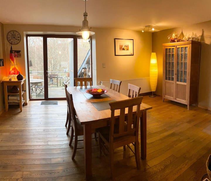 Duplex 130 m2 avec terrasse à Sassor (Theux) 3
