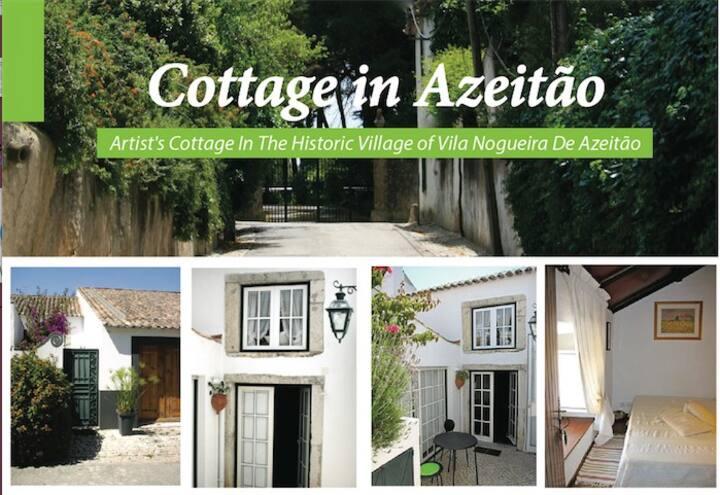 Charming cozy cottage Azeitão