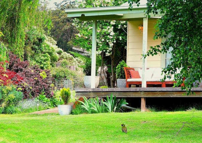 Willow Bend Farmstay Cottage-with Breakfast Hamper