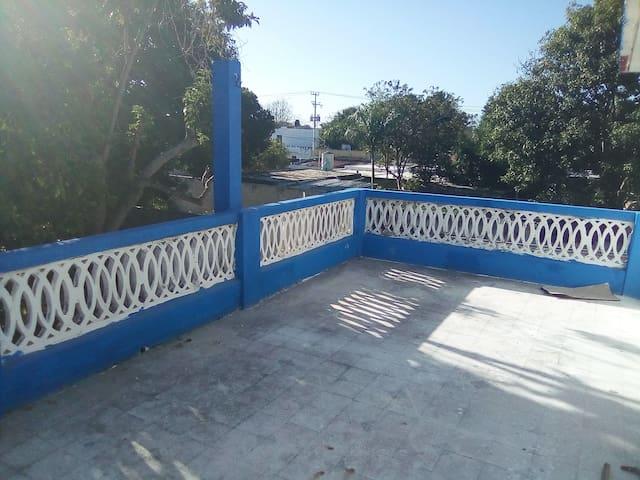 O.R. Casa colores, (centro Mérida Yucatán)