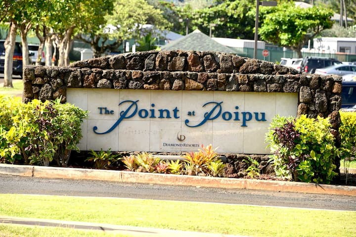 The Point at Poipu Resort KAUAI