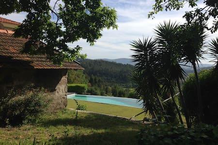 Quinta Milhão - Country house - Abação (São Tomé)