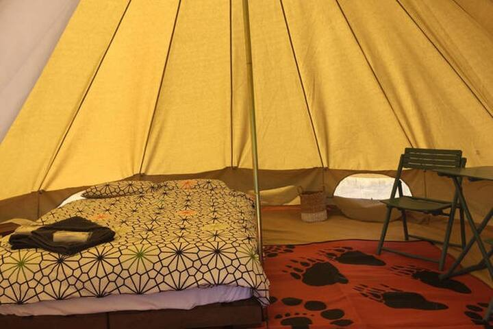 Mokoan Glamping - Tent 3 - Chesney Vale - Σκηνή