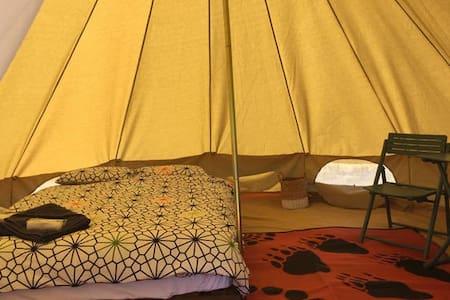 Mokoan Glamping - Tent 3 - Chesney Vale - Çadır