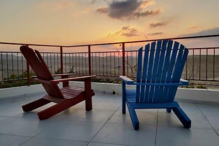 Ein Mor- Desert view house  #1 Mitzpe Ramon