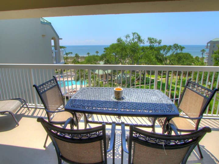 507 Barrington Arms Oceanfront Complex ~ Just steps from the Beach