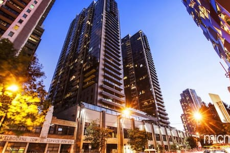21st Floor Luxury, Very Central, Free Breakfast! - Southbank - Apartment