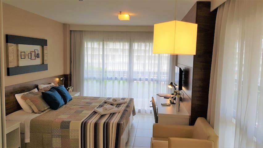 HOTEL VISION - MELHOR  TEMPORADA 5 HÓSPEDES F 312