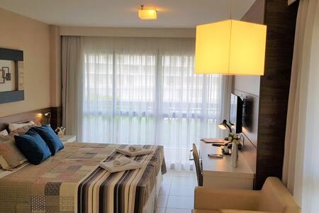 HOTEL VISION-MELHOR  LOCALIZAÇÃO 5 HÓSPEDES F 312