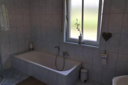 Schönes Zimmer mit Privatbad