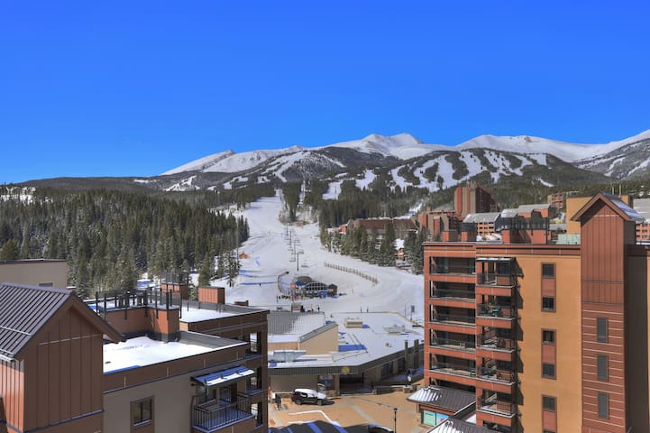 Enjoy great ski-in/ski-out access to Breckenridge