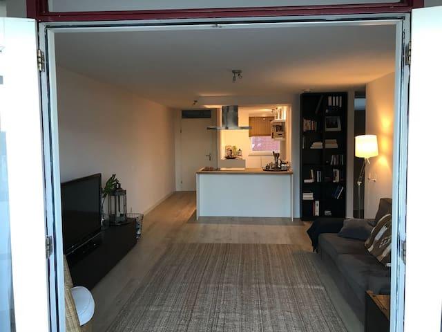 Ruim appartement op 1 min van Station Maastricht