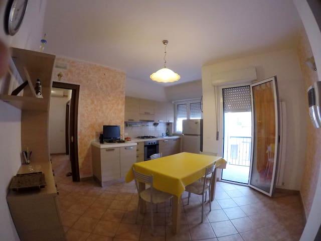 Luminoso appartamento centrale Porto Sant'Elpidio