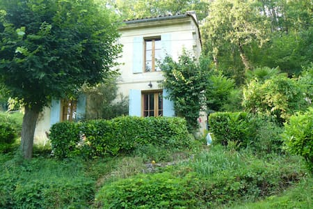 Welcome to the beautiful Bordeaux countryside - Cenac - House