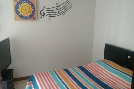 Habitación/Room in Eje Cafetero!!! - Dosquebradas - Departamento