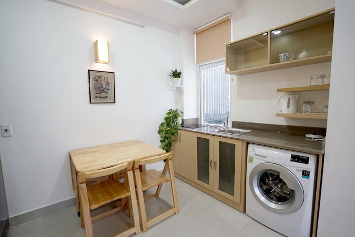 Deluxe Studio Right At Bui Vien Backpack