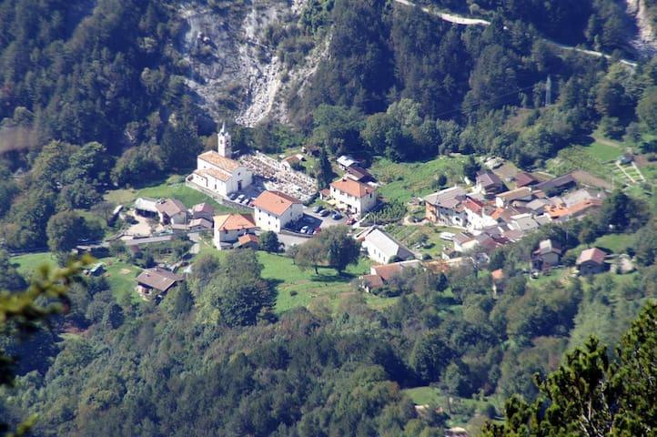 Casa intera in riserva naturale Val Alba in CARNIA - Province of Udine - Rumah