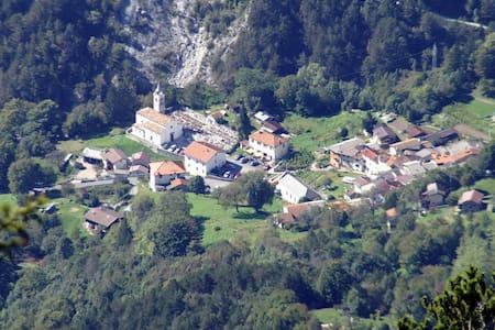 Casa intera in riserva naturale Val Alba in CARNIA - Province of Udine
