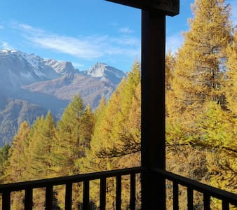 Design apartment facing the woods - San Sicario Alto, Piemonte, IT