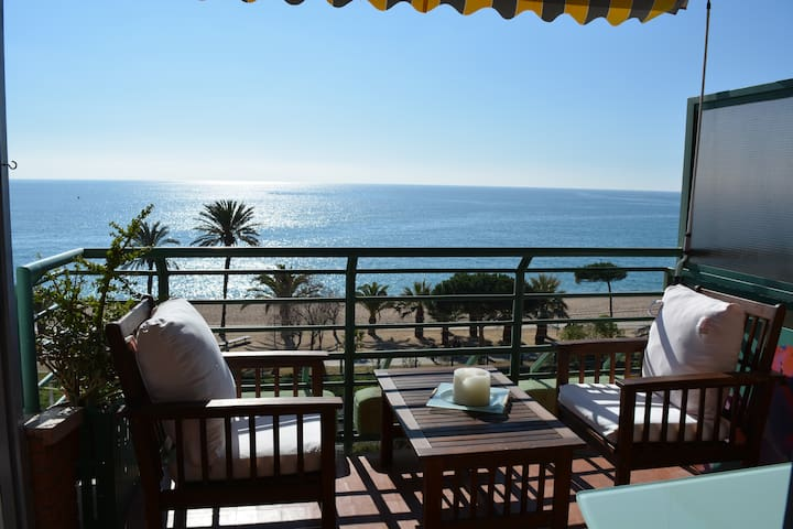 Apartamento frente al mar !! - Pineda de Mar - Apartment