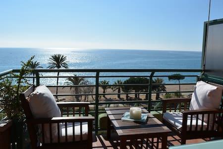 Apartamento frente al mar !! - Pineda de Mar - Apartemen