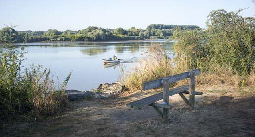 Le petit Paradis de Karine - Couëron - Rumah