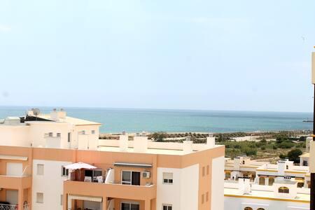 Apartamento Moderno Vista Mar