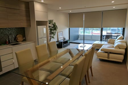 Brand new bright & spacious one bedroom in Civic - 堪培拉 - 公寓