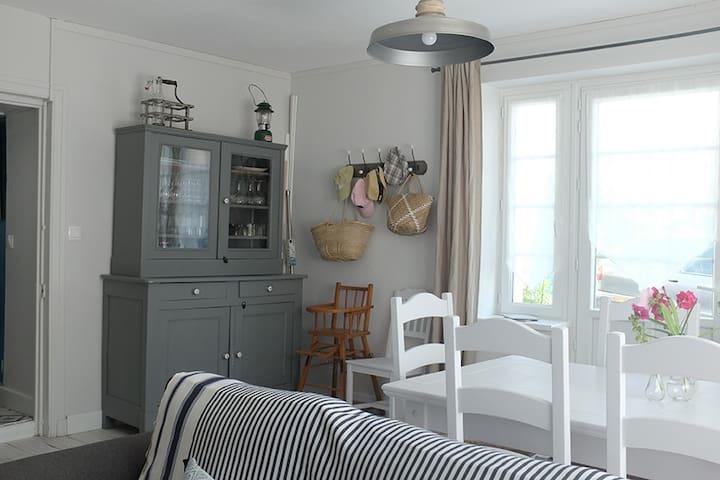 Maison au cœur du village, à 5 minutes des plages - Saint-Denis-d'Oléron - Huis