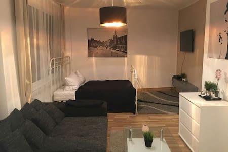 Direkt am HBF und fußläufig ins Zentrum - Leipzig - Apartmen