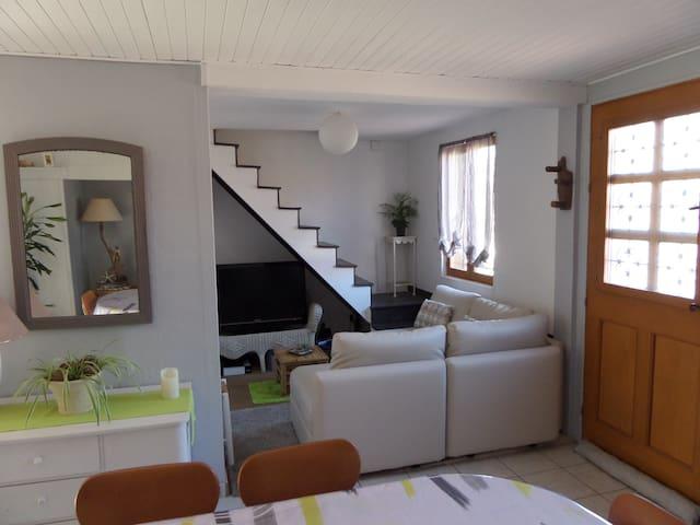 Maison individuelle en Baie de Somme. - Vron - Huis