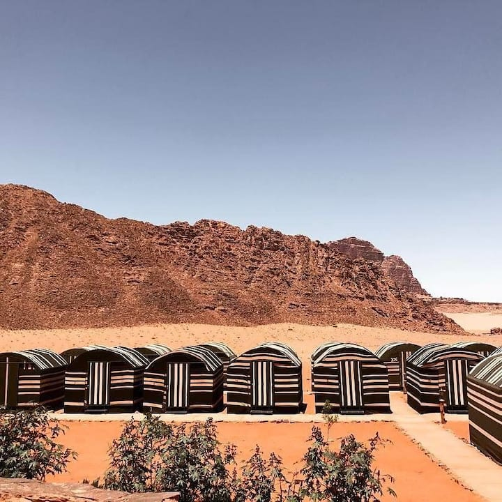 Wadi rum Desert Bedouin Tours