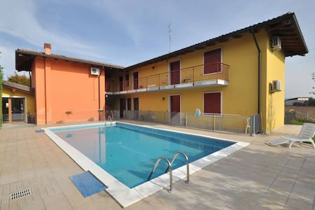 Camera a Cola per 4 persone ID 098 - Colà - Bed & Breakfast
