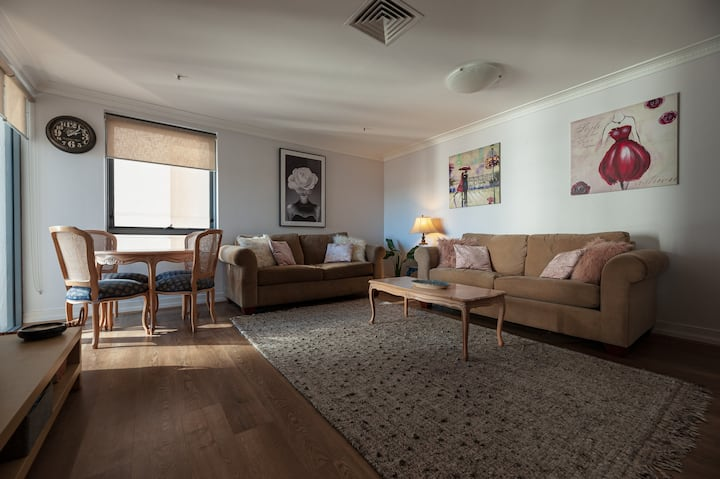Spacious Apartment at the Best Location