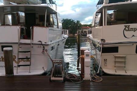 Unplug on a Yacht - Miami Beach - Barco