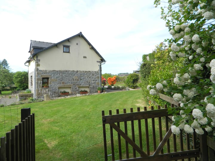 19th Century Orchard cottage.